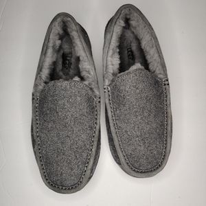 Ugg pure men's slippers loafer grey size 7